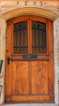 Image for Single french door at 89, rue du Rempart Sud - Eguisheim - Alsace / France