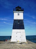 Image for ERIE HARBOR PIERHEAD LIGHT (ND0207) - Presque Isle, PA