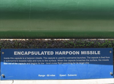 Harpoon - Cruise Missile - Pearl Harbor