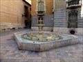 Image for National Museum of Ceramics and Decorative Arts Fountain - Valencia, Spain