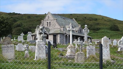 Great Orme Cemetery Chapel