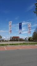 Image for Flags of sky markt - Scharbeutz/ Schleswig-Holstein/ Deutschland