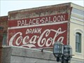 Image for Coke Building Sign - Downtown Fernandina, Florida