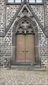 Image for Doorway St. Nikolaus Kirche - Kottenheim, Rhineland-Palatinate, Germany