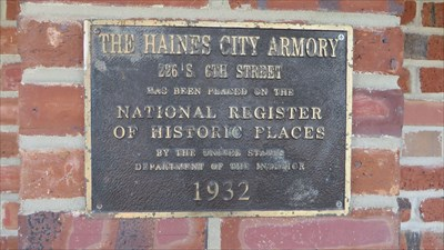 Historic Armory - Haines City