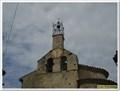 Image for Le campanile de l'église Saint Pierre - Saint Michel l'Observatoire, Paca, France