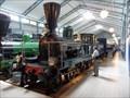 Image for VR A5 Class steam locomotive #58 - Finnish Railway Museum, Hyvinkää, Finland