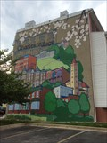 Image for Charles Village Mural - Baltimore, Maryland