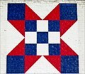 Image for Artist Paints Barn Quilt