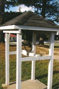 Image for The Hiram Rosenwald School Bell - Hiram, GA