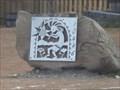 Image for Kokopelli Address Sign - Grande Cache, Alberta