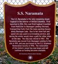 Image for S.S. Naramata - Penticton, BC