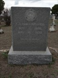Image for F.D. Hardwick - Bethel Cemetery - Decatur, TX