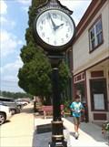 Image for Ritter & Foard Clock - Chesapeake City, MD