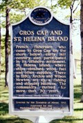 Image for Gros Cap and St. Helena Island