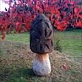 Image for Big mushroom, Jungholtz, Alsace, France