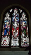 Image for Stained Glass Windows - Church of the Holy Cross - Epperstone, Nottinghamshire