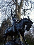 Image for War Memorial of the Cavalry - Hyde Park- London