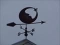 Image for Cresent Moon Weathervane - St. Augustine, FL