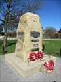 Image for Bedwellty Stone of Remembrance - Markham, Blackwood, South Wales, UK.