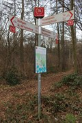 Image for 76 - Bahnhof Kottenforst - DE - Knotenpunktnetz RadRegionRheinland