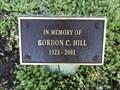 Image for Gordon C. Hill - Lowell, Michigan