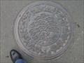 Image for Misawa City Manhole - Aomori, JAPAN