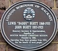 Image for Lewis & John Burtt - Hoxton Market, London, UK