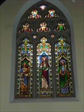 Image for East window, St Peter's, Cookley, Worcestershire, England