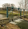 Image for Sursky canal water lock, Slovakia