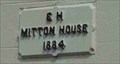 Image for 1884 - Mitton House, Stourport-on-Severn, Worcestershire, England