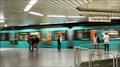 Image for U-Bahnhof Leipziger Straße — Frankfurt am Main, Germany