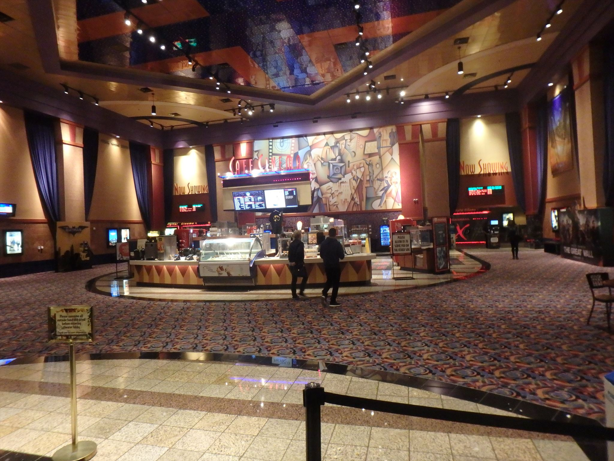 Century Theaters - South Point Hotel and Casino