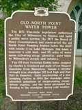 Image for Old North Point Water Tower Historical Marker