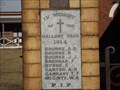Image for WW1 Honour Roll - St Joseph's Church Gates, Uralla, NSW, Australia