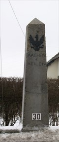 Image for 4 Miles Milestone - Monschau-Konzen, Germany