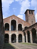 Image for Basilica of Sant'Ambrogio - Milan, Italy