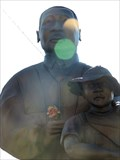 Image for MLK Statue With Big Head - Pueblo, CO