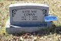 Image for 101 - Katie Mae Cowan - Flewellen-Thweatt Cemetery - Lindale, TX