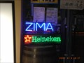 Image for ZIMA&Heineken sign - Kawasaki, JAPAN