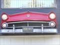 Image for Une Ford 1955.  -Lafontaine.  -St-Jérôme.  -Québec.