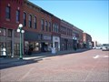 Image for Brick Streets - Harrisonville Courthouse Square Historical District - Harrisonville, Missouri