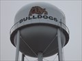 Image for Bulldogs Water Tower - Lyford TX
