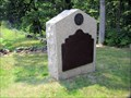 Image for 11th U.S. Infantry - US Regulars Tablet - Gettysburg National Military Park Historic District - Gettysburg, PA