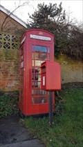 Image for Red Telephone Box - Welham Road - Thorpe Langton, Leicestershire