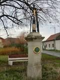 Image for Christian Cross - Zdetin, Czech Republic