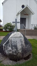 Image for St. Rose Catholic Church - 100 Years - Monroe, OR