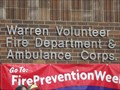 Image for Warren Volunteer Fire Department & Ambulance Corps