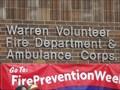 Image for Warren Volunteer Fire Department & Ambulance Corps