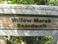 Image for Marsh Willow Boarkwalk - Boyd Hill Nature Preserve